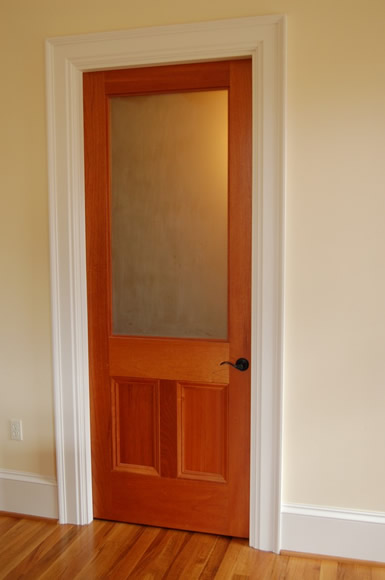 Interior doors and windows devol millwork for Doors with windows in them